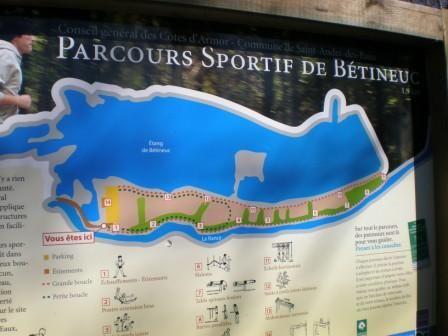 parcours sporti bétineuc