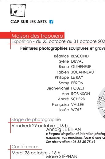 programme festival art contemporain