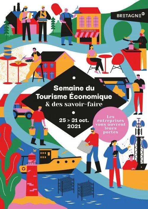 semaine du tourisme economique