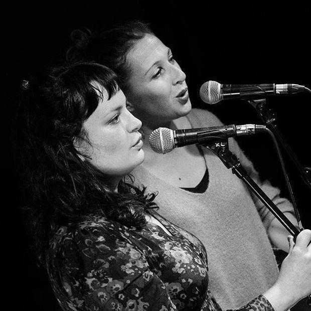 Rozenn Talec et Anne Le Brigant