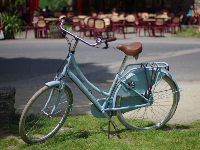vélo gouarec