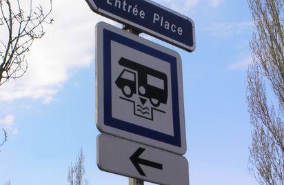 Aire de stationnement de Ploeuc-L'Hermitage