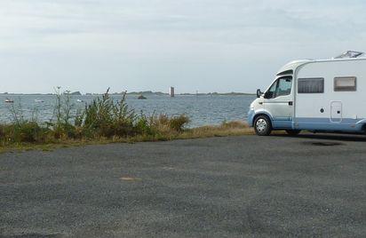 Aire de stationnement de Port Béni