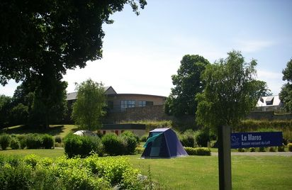 Aire de camping-car de l'Etang