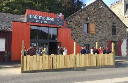 Le Mar'Mousse Kav et bar 100% Breizh