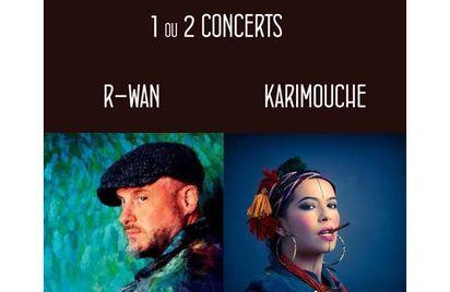 Concerts - R-Wan & Karimouche