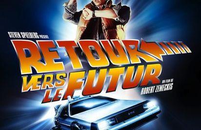 Ciné Drive-in - Retour vers le futur
