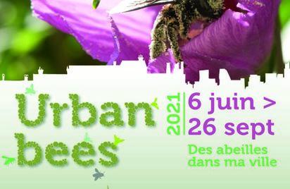Exposition : « Urbanbees – Des abeilles dans ma ville »
