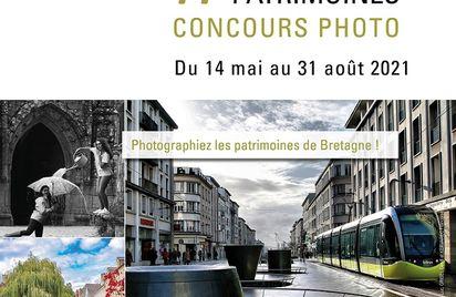 Concours photo #OBJECTIF Patrimoines