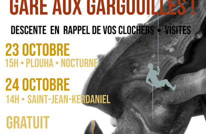 Gare aux Gargouilles !