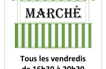 Marché de Goudelin