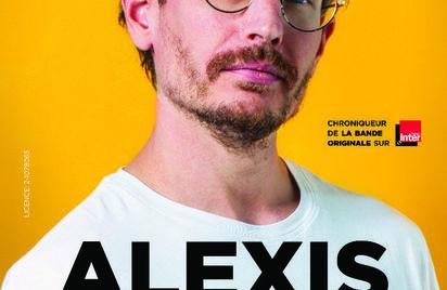 Alexis Le Rossignol en tournée