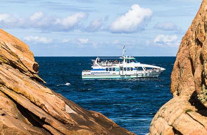 Mini-croisière vers l'île de Bréhat dans la journée