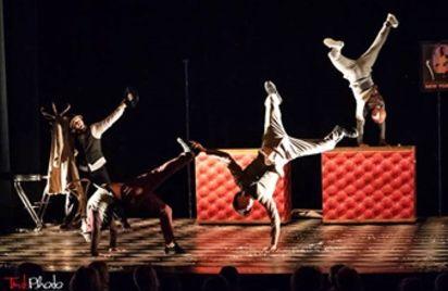 Danse : Ballet Bar – Compagnie Pyramid