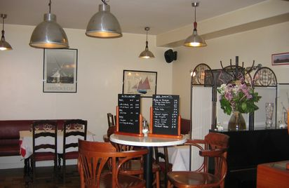 Restaurant Bouchon Bar Ar Gall
