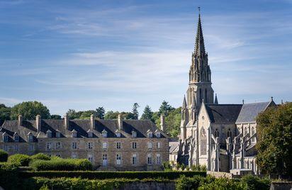 La basilique Notre-Dame-de-Délivrance