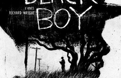 Black Boy, concert spectacle dessiné