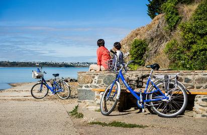 Boucle vélo - À la découverte d'Hillion