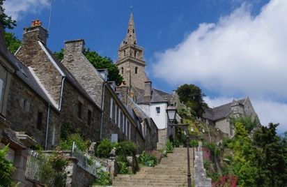 Visites guidées de l'église de Brélévenez