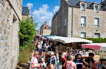 Marché de Saint-Jacut