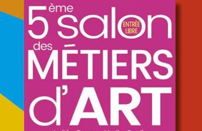 5ème salon des métiers d'art