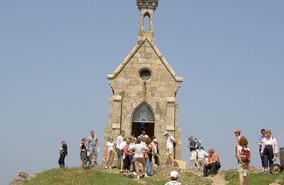 Découverte de l'Ilot et de la chapelle Saint-Michel