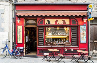 Café Rollais, Bar à vin