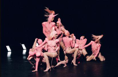 Danse - Childs Carvalho Lasseindra Doherty