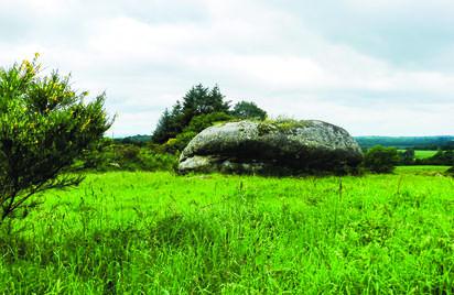 Menhir de Porzic