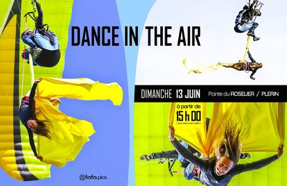 Spectacle de voltige - Dance in the air