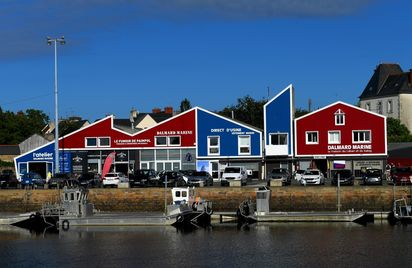 Semaine du Tourisme Economique & des Savoir-Faire - Visite de Dalmard Marine