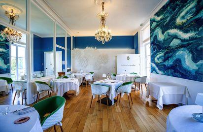 Château-Hôtel de Boisgelin Restaurant Mathieu Kergourlay