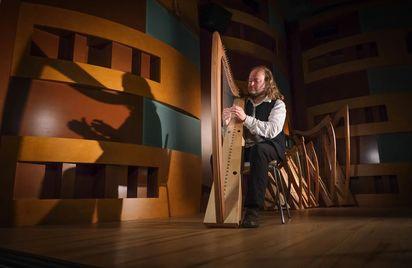 Concert - Dimitri Boekhoorn (harpes)