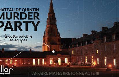 Murder Party dans le Château de Quintin