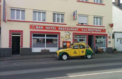 Hôtel - restaurant Les Routiers