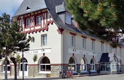 Hôtel de Diane - Restaurant