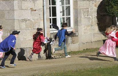 Les enquêtes au Château de Quintin