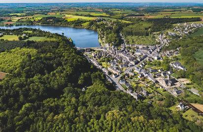 Petite Cité de Caractère de Jugon-les-Lacs