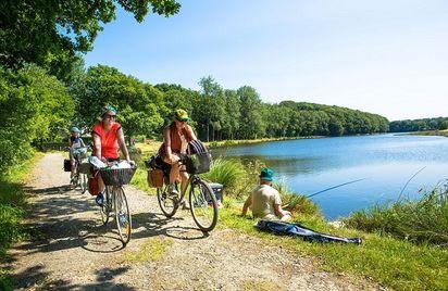Balades apéro accompagnées à vélo de Dinan à La Hisse