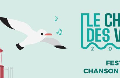 Le Chant des vagues - Festival de la chanson française