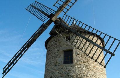 ANNULÉ - Visite guidée - Le Moulin de Buglais