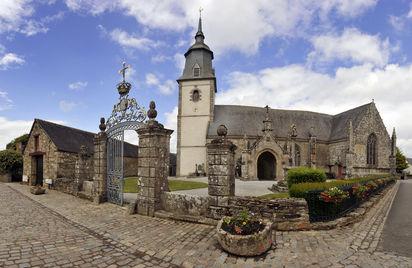Commune du patrimoine rural de Bretagne de Le Quillio