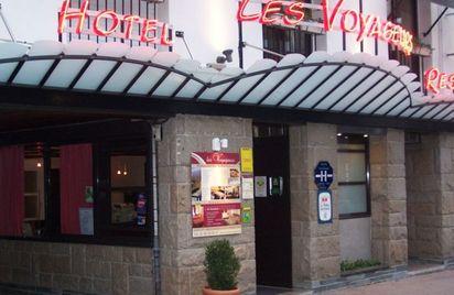 Hôtel Restaurant Brit hôtel Les Voyageurs