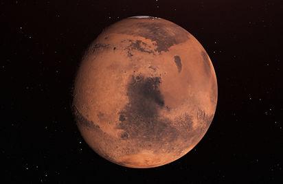 Mars, soeur de la Terre