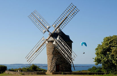 Moulin à vent du Craca
