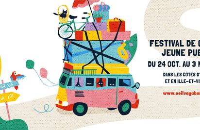 Festival l'Oeil Vagabond - Contrées Lointaines