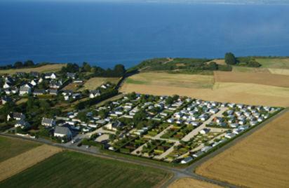 Camping Le Roc de l'Hervieu