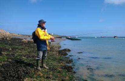Le Minoux Franck - Guide de pêche