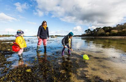 S'initier à la pêche à pied éco-responsable