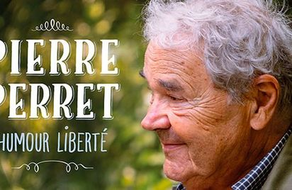 Concert Pierre PERRET